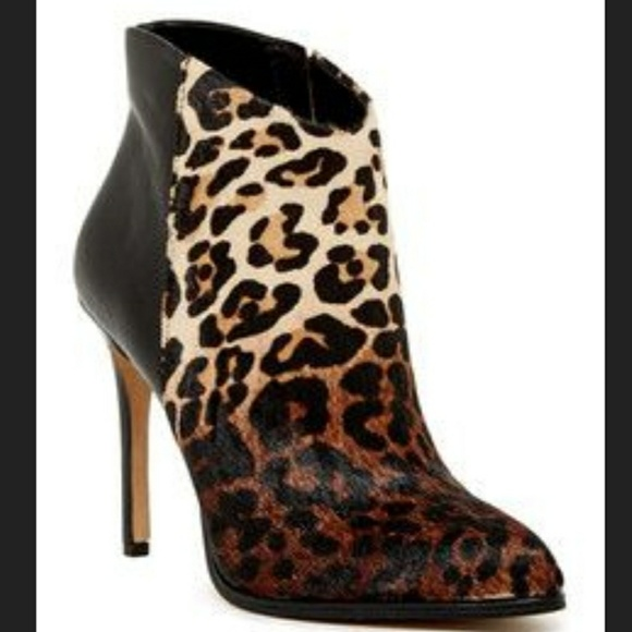 Vince Camuto Shoes - Vince Camuto Lorenza Calf Hair Bootie